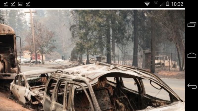 Camp Fire Now Deadliest in California (Maps, Photos