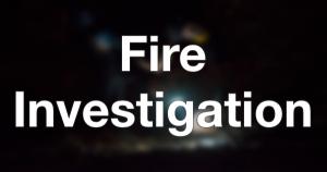 Fire Investigation feature icon