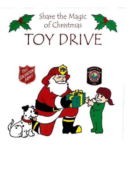 You\'re Invited to the \'Share the Magic of Christmas\' Toy Drive and ...