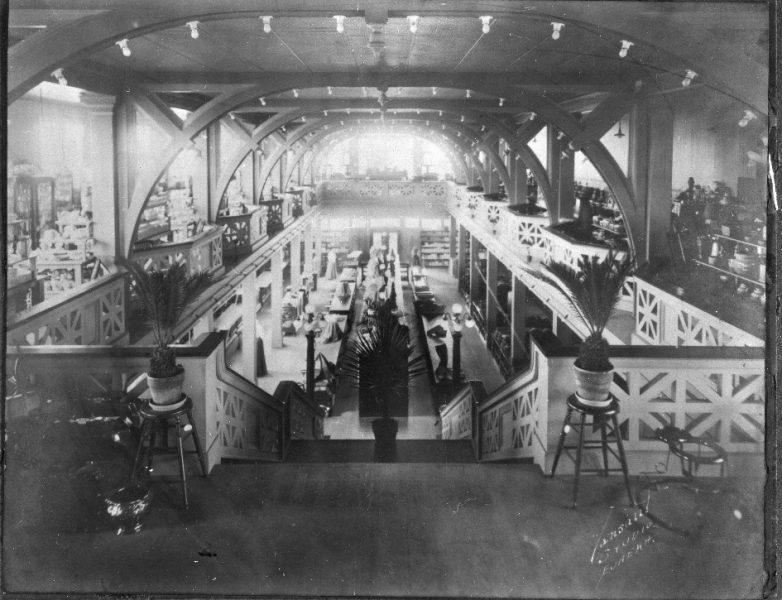 brizzards arcata 1910 ish