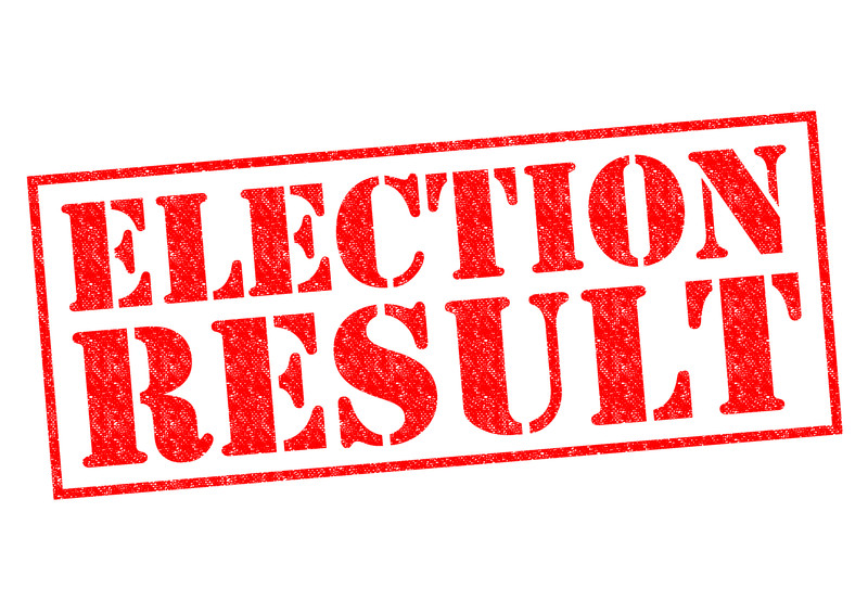 Election result feature