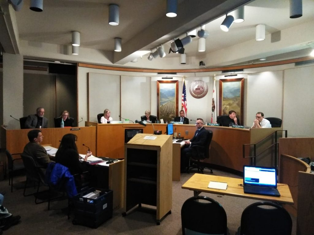 Humboldt County Board of Supervisors.
