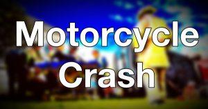 Motorcycle Crash Feature icon