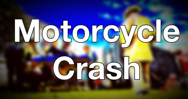 Motorcyclist Airlifted to Redding Yesterday After Crash