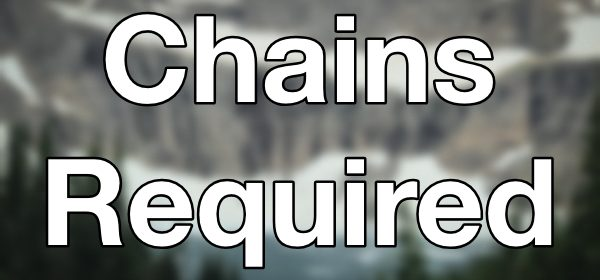 Chains required feature icon