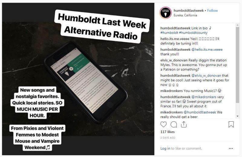 New internet radio station now linked at kymkemp com