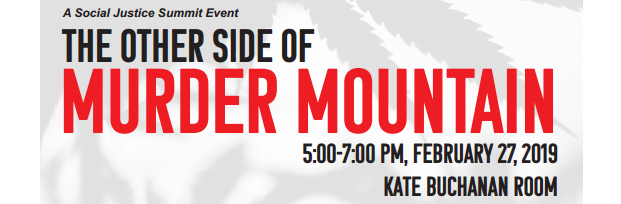 The Other Side Of Murder Mountain To Be Discussed At Hsu