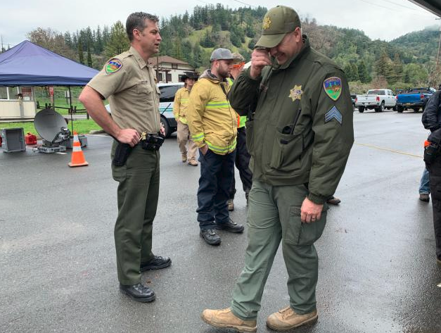 Massive Search For Missing Little Girls In Humboldt County