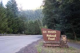 six rivers sign