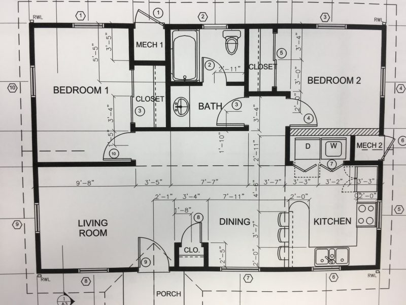 To Encourage More Housing, Mendocino County Offers Free ... on five-room house plan, 5 room house floor plan, massive great room floor plan, confusing palace floor plan,