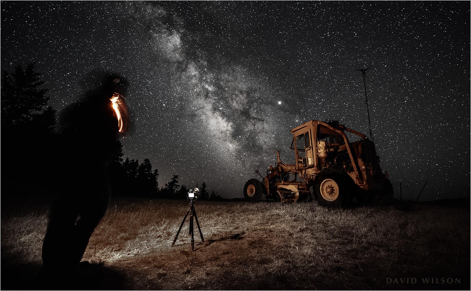 Night Light of the North Coast: Metal Beast and Stardust