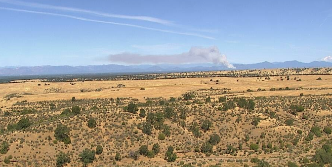 Shasta County Wildfire Spreading Rapidly, Burning Homes And Forcing Evacuations