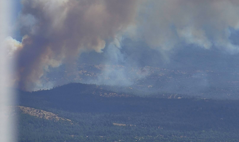 Almost 4,000 evacuated in the Redding area due to Mountain Fire