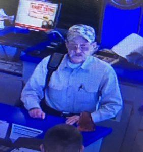 Missing Senior Seen In Arcata As Well As Mckinleyville