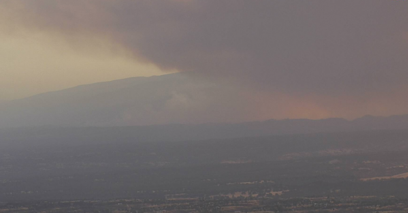 Red Bank Fire at 6000 Acres Is the Largest of Multiple Fires