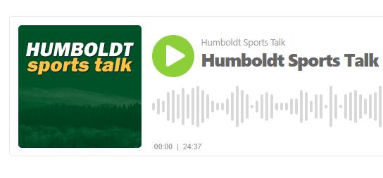 Humboldt Sports Talk podcast