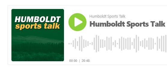 podcast humboldt Sports talk