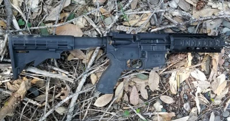 Short-barreled AR Rifle