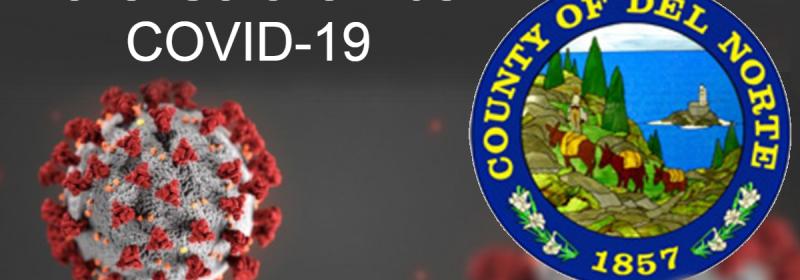 novel coronavirus Covid-19 Del Norte