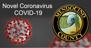 novel coronavirus Covid-19 Mendocino