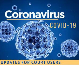 Coronavirus CA Judicial Council