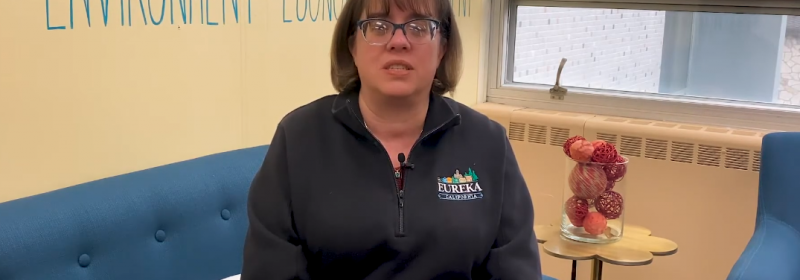 Eureka Mayor Susan Seaman during COVID Crisis