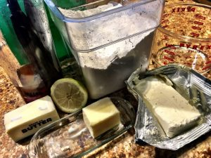 Frosting ingredients Frugal Foodie Shanna Archibold