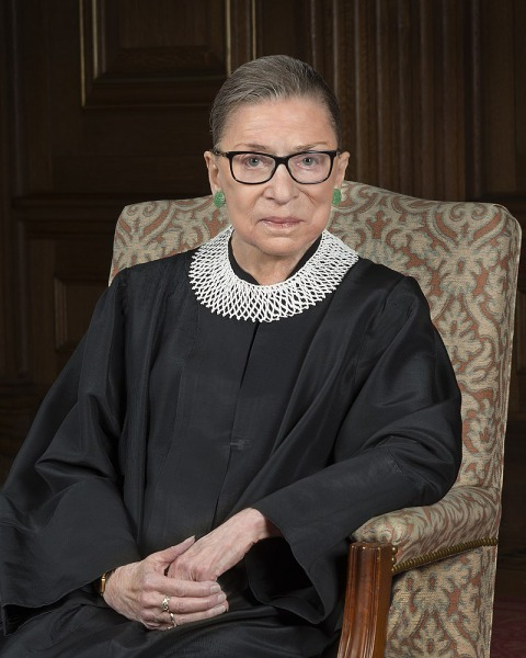 Ruth Bader Ginsburg, Iconic Progressive Justice of the US Supreme Court, Dies