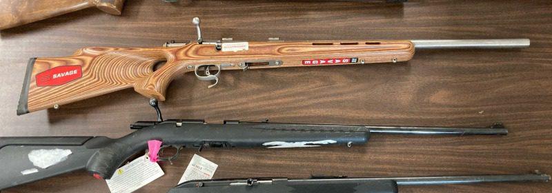 MCSO firearms