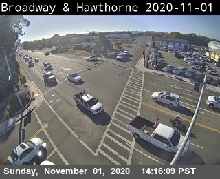 [Image from Caltrans Traffic Cam]