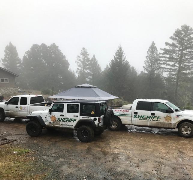 Mendocino County Sheriff Search and Rescue