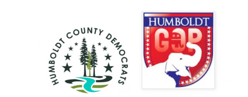 Humboldt County Democrats and Republicans