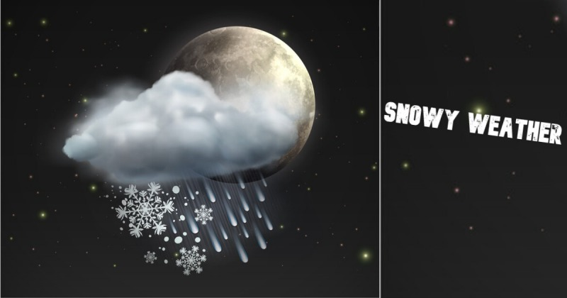 Cloudy & cooler on Sunday, with evening snow showers Read forecast