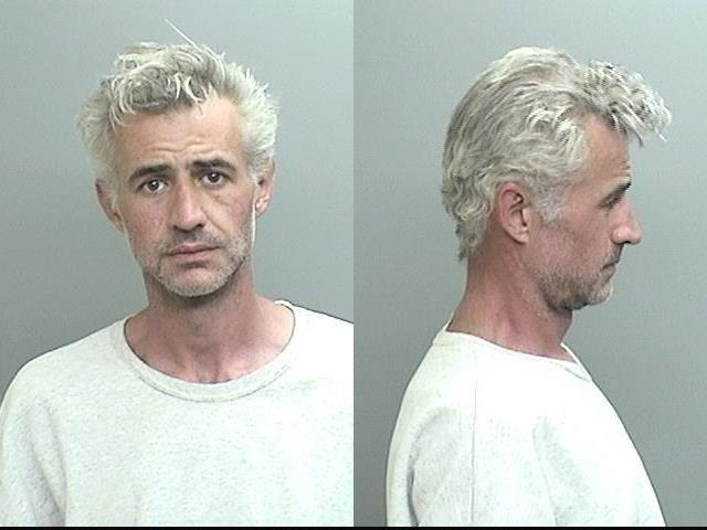 Michael James Robinson (39 year old transient male from Oklahoma)