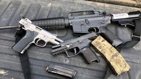 Firearms hcso