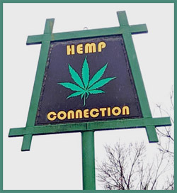 The connection of hemp