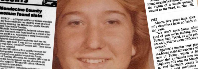 Cold Case Mendocino, Michelle Ogletree