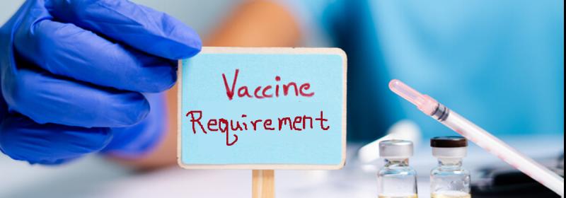 Vaccine Requirement canstockphoto